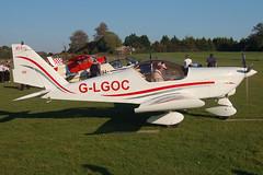 G-LGOC Aero AT-3R100 (AT3-020) Popham 121008