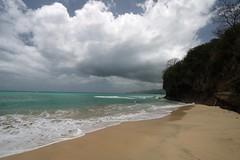 a beach in Grenada