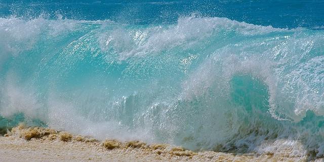 Thundering waves - Cabo, Pentax K-7, smc PENTAX-DA 55-300mm F4-5.8 ED