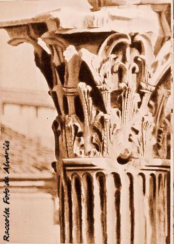 Capitello Visto Da Una Terrazza Del Campidoglio Foto 1960