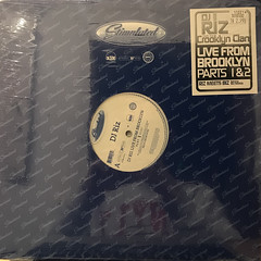 DJ RIZ:LIVE FROM BROOKLYN PART 1 & 2(JACKET A)