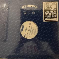 DJ RIZ:LIVE FROM BROOKLYN PART 1 & 2(JACKET A)
