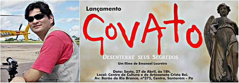 Segundo filme de Emanoel Loureiro
