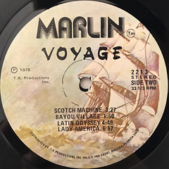 VOYAGE:VOYAGE(LABEL SIDE-B)