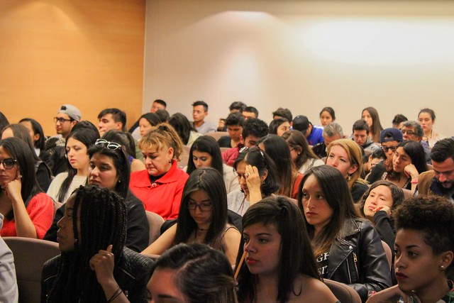Semilleros de Gruplac CEC participó en Evento KOMUNIK 2018