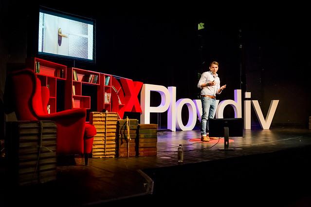 TEDxPlovdiv, 28 April 2018