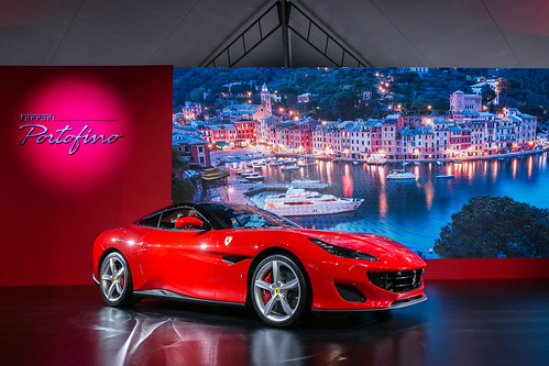 Ferrari Portofino - Press Conference 03