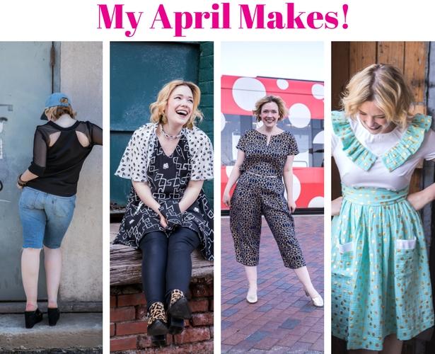 My April Makes 1