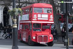 AEC Routemaster - JJD 404D - RML 2404 - Brigit's Vegan Afternoon Tea Bus Tour - London 2018 - Steven Gray - IMG_7728
