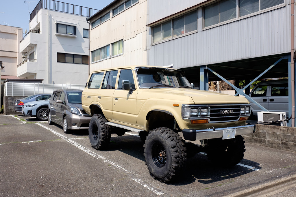 TOYOTA LAND CRUISER 2018/03/25 X7000397