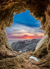 Garrapata Secret Cave - Big Sur, CA