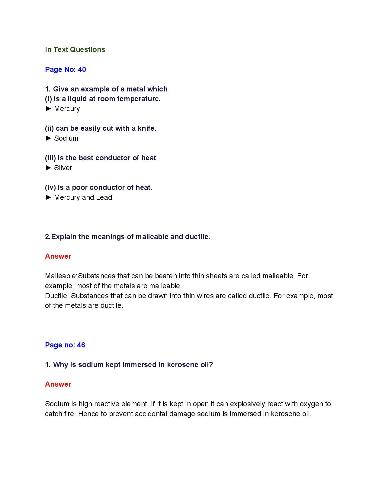 NCERT Solutions for Class 10th_ Ch 3 Metals and Non-metals Science (1)-page-001