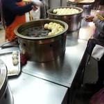 Food from Jingmei Night Market