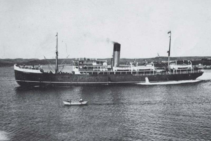 S.S. Caribou