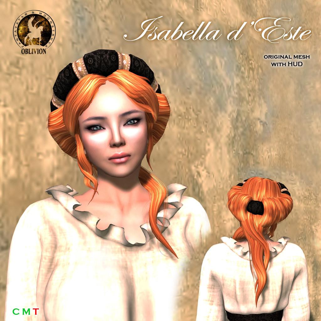 F&M Oblivion * Isabella d'Este - TeleportHub.com Live!