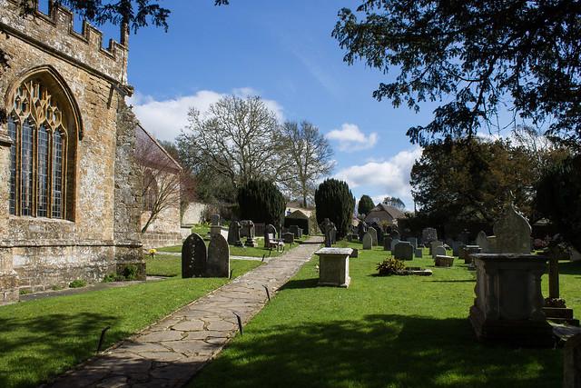 Loders Churchyard III