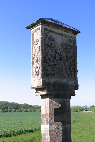 Betsäule von Zappendorf
