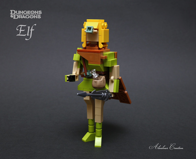 LEGO ELF (D&D)