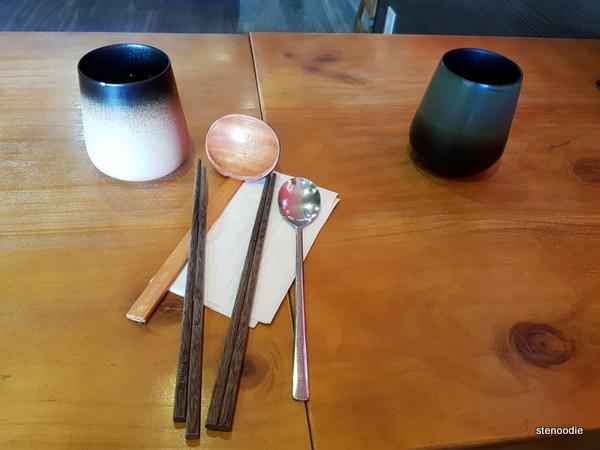 Menya Fuji cups