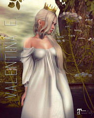 NEW!  Valentina E. Arya GACHA @ The Epiphany!
