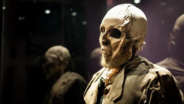 Museo de la momias, Guanajuato Mexico