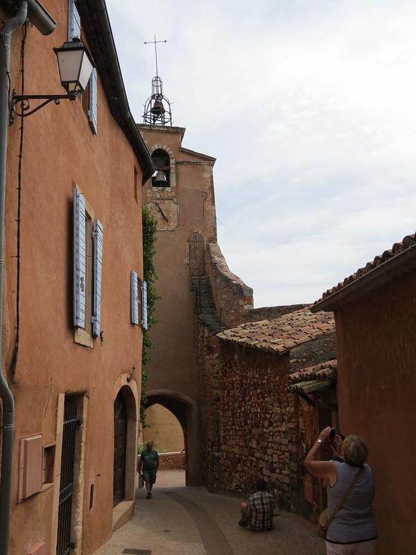 Le beffroi de l'église Saint-Michel ou Tour de l'Horloge IMG_9463