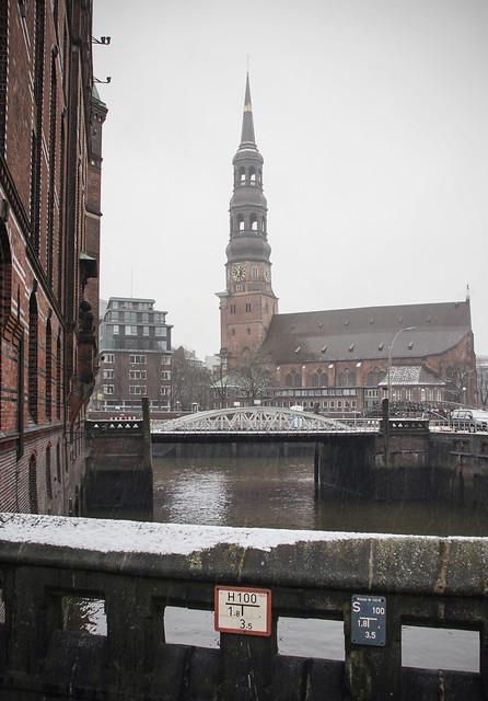 Historic Warehouse District - Hamburg