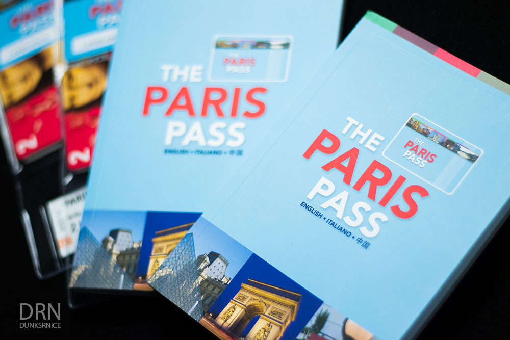 Paris Pass.