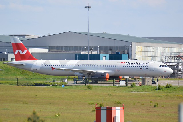 Nordwind A321 (VQ-BRL)