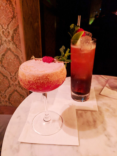 cocktails @ Vintage Cocktail Club