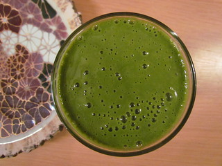 Back to Basics Green Smoothie