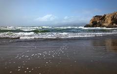 Beach - Sutro Baths - San Francisco, CA
