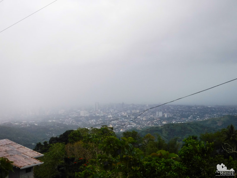 Rainy Cebu City