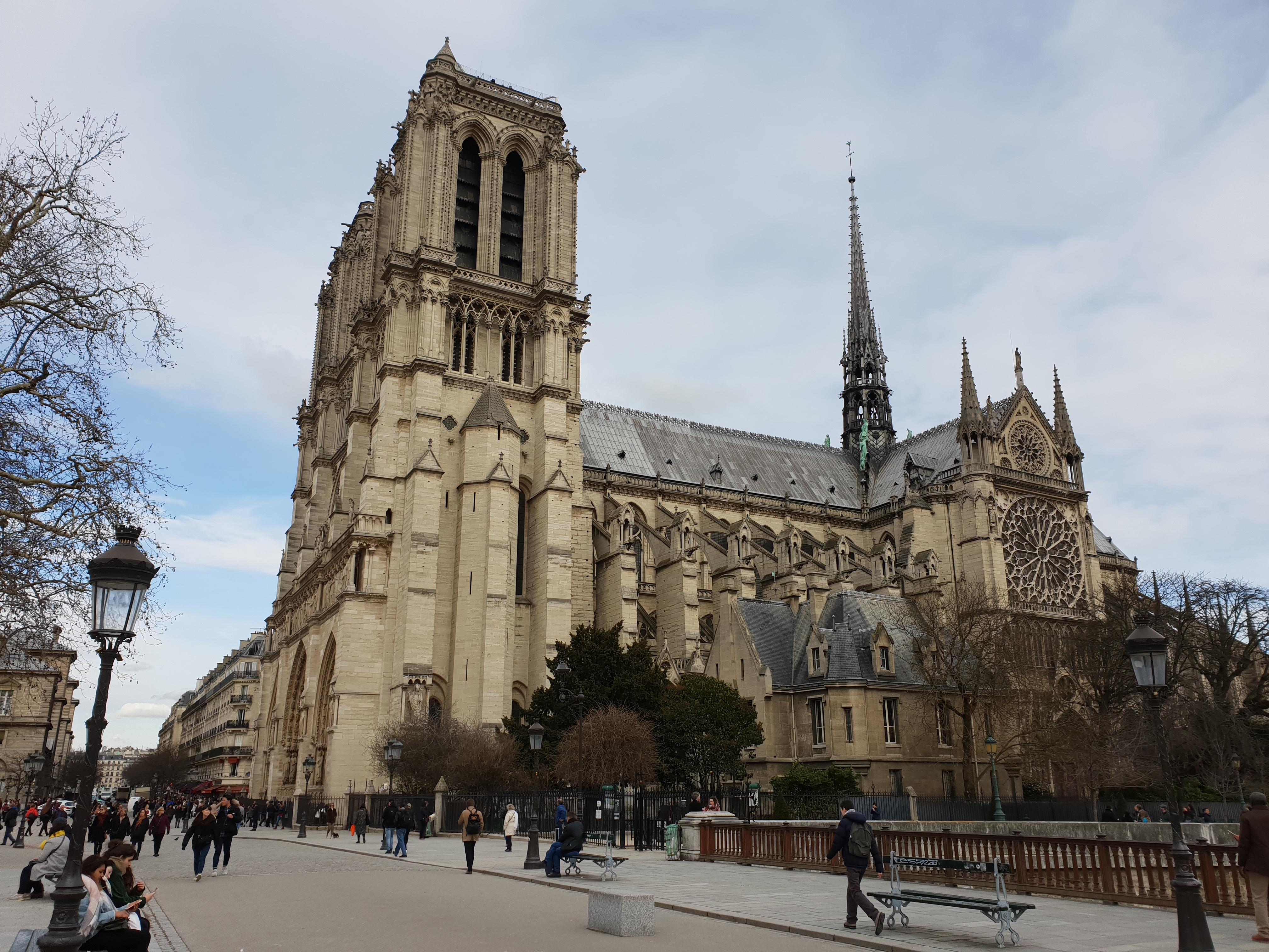 巴黎聖母院Notre-Dame de Paris-1