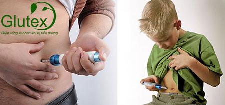 Người bệnh tiểu đường tuýp 1 thường phải tiêm insulin cả đời