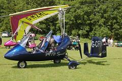 G-CFRN AutoGyro Europe MTO (RSUK MTOS 003) Popham 140609