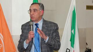 L'ex sindaco Nicola De Grisantis