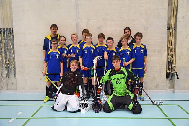 C-Junioren Finalrunde, April 18