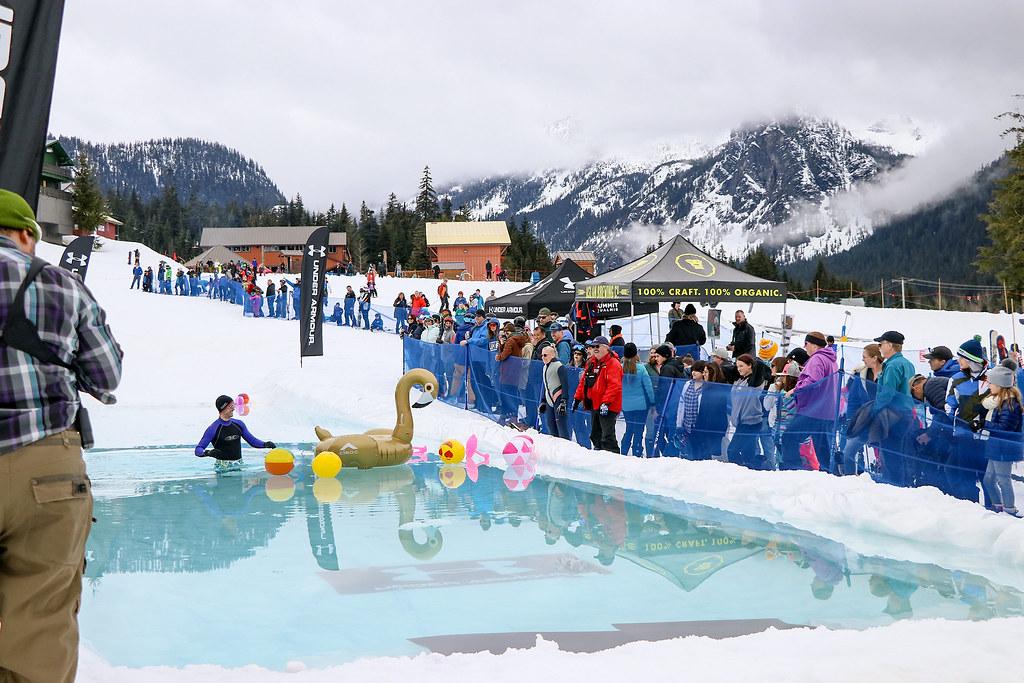 Spring Splash Pond Skim 2018