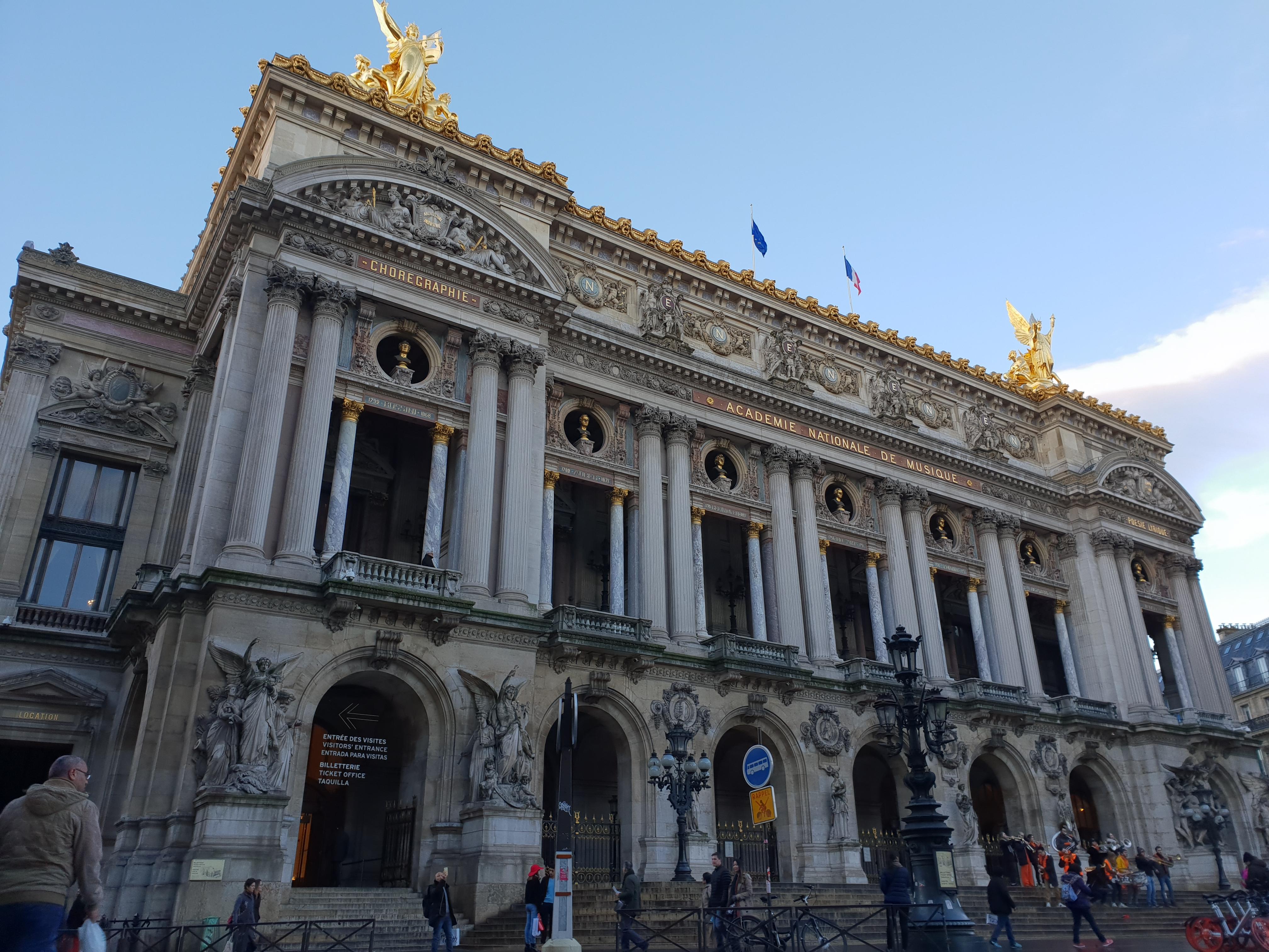 巴黎歌劇院Opéra de Paris-2
