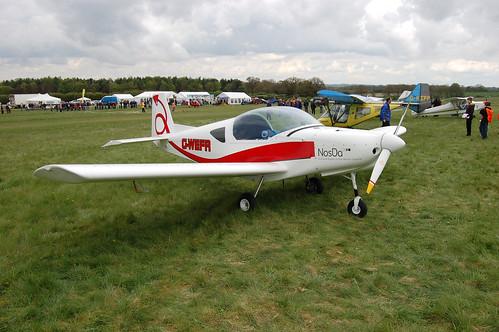 G-WEFR Alpi Aviation Pioneer 200-M [LAA 334-14912] Popham 010510