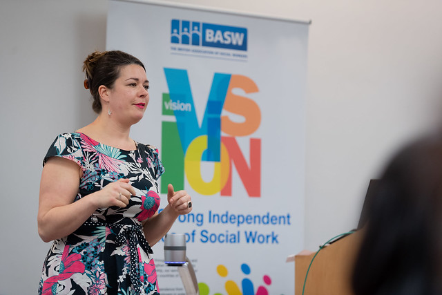 BASW England Student Conference 2018