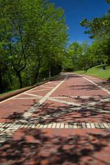 Grand Promenade - Hot Springs National Park