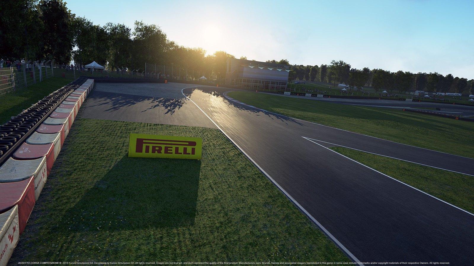 Brands Hatch ACC part5