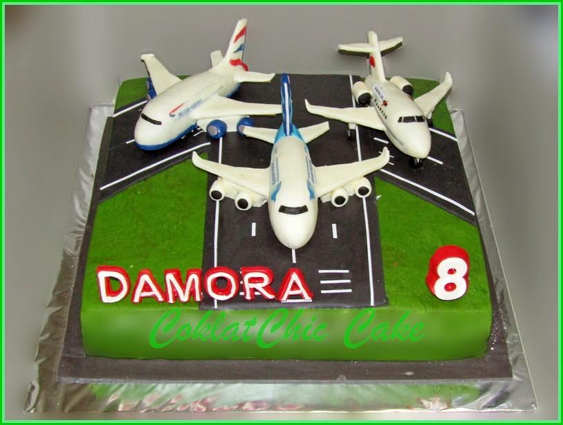 Cake Airport DAMORA 30 cm