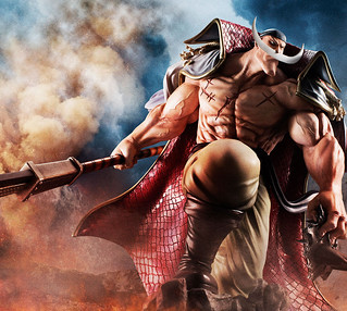 The Strongest Man in the World! Portrait of Pirates One Piece NEO-MAXIMUM 'Whitebeard' Edward Newgate