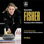 Samantha Fisher 1st team USPORTS All-Star (Mar 28, 2018)