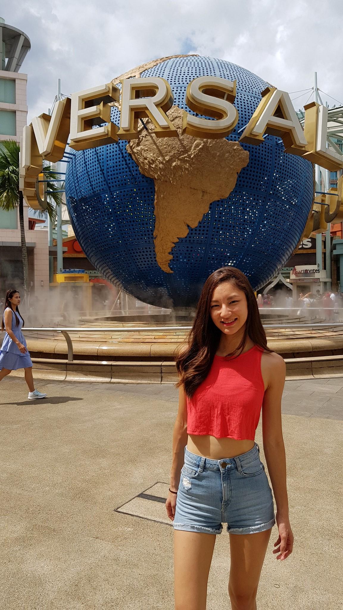 Short Escape Resorts World Sentosa Bangsar Babe