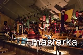 長崎伝統芸能館の内部