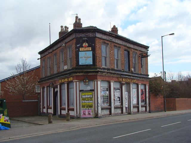 Liverpool, Sony DSC-H9